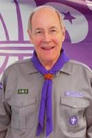 William Rick Cronk - Presidente del Comité Scout Mundial