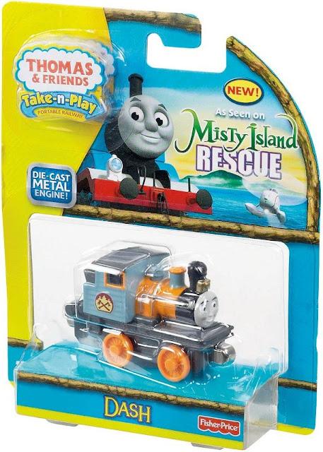 Đồ chơi Tầu hỏa Dash Thomas & Friends gắn nam châm