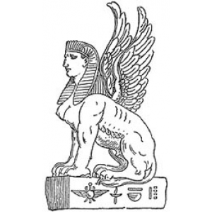 The Sphinx, Gods And Goddesses 1