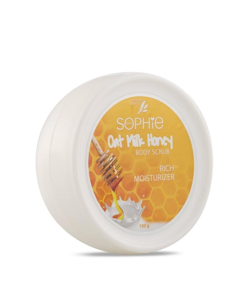 Muối tắm mật ong và sữa Sophie - NFBSO