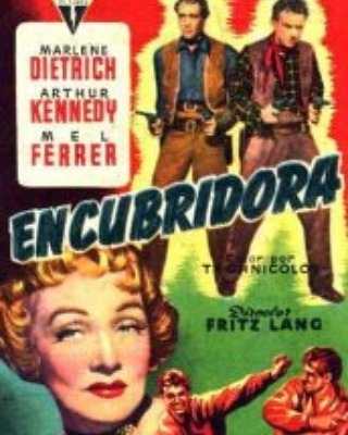 Encubridora (1952, Fritz Lang)