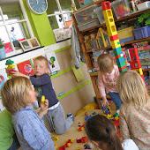 K2B mama van Andreas in de klas