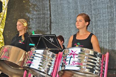 """Die Rheinfelder Steel Band """"Coco Bahia"""""""
