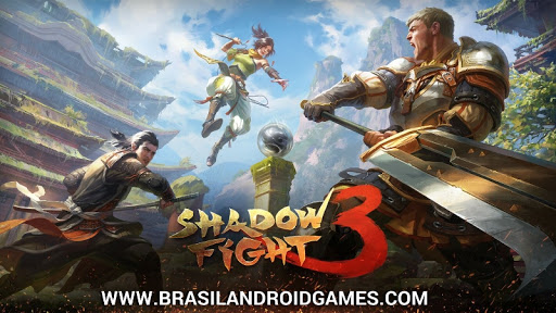 Shadow Fight 3 APK MOD DINHEIRO INFINITO OBB Data