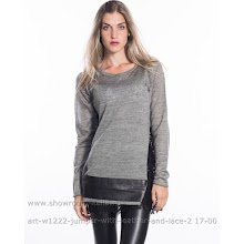 art-w1222-jumper-with-leather-and-lace-2 17-00.jpg