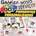 Grafica e foto 007 avisa a todos que de Ruy Barbosa e Região que agora conta com um Novo Serviço, Presentes Personalizados, Copos, Canecas, blusas, almofadas entre outros produtos