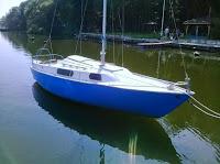 Jacht Beryl - 20112014