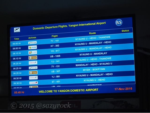Travel Bits Bites Things To Know About Yangon International Airport Rgn