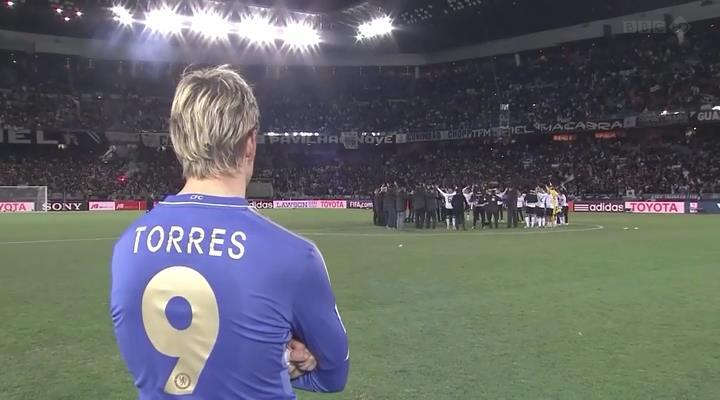 Torres, Corinthians - Chelsea