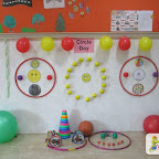 Circle Day Activity  (Nursery) 9-4-2018