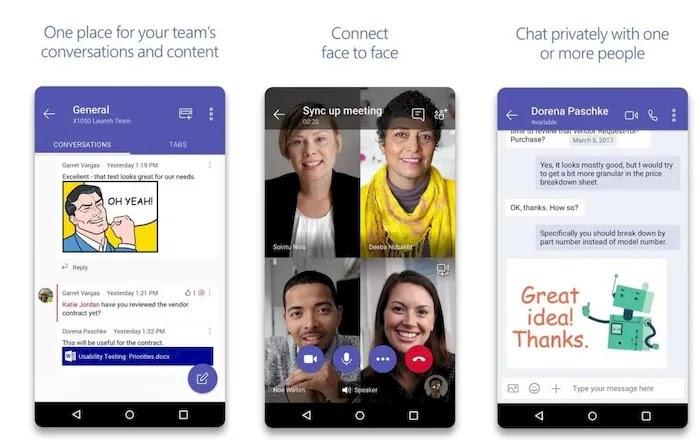Best Zoom Alternative Apps Microsoft Team