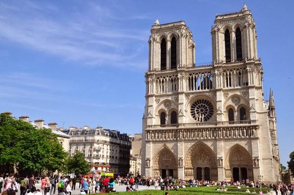 Catedral de Nôtre Dame