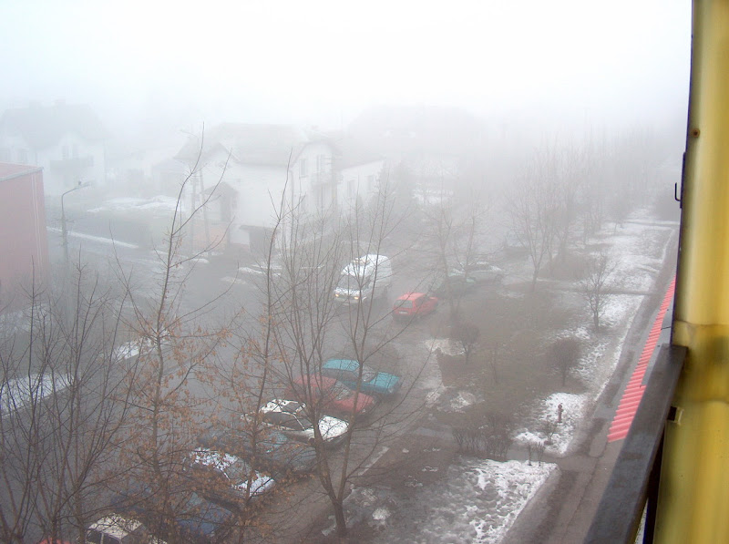 Trochę mgły