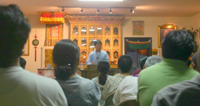 Q&As with Dr. Lobsang Sangay - IMG_6681.JPG