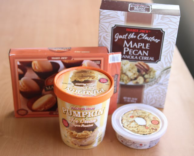 Current Cravings- Trader Joe's products