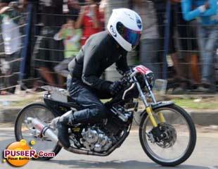 Motor Drag Satria FU 150 - pusber.com
