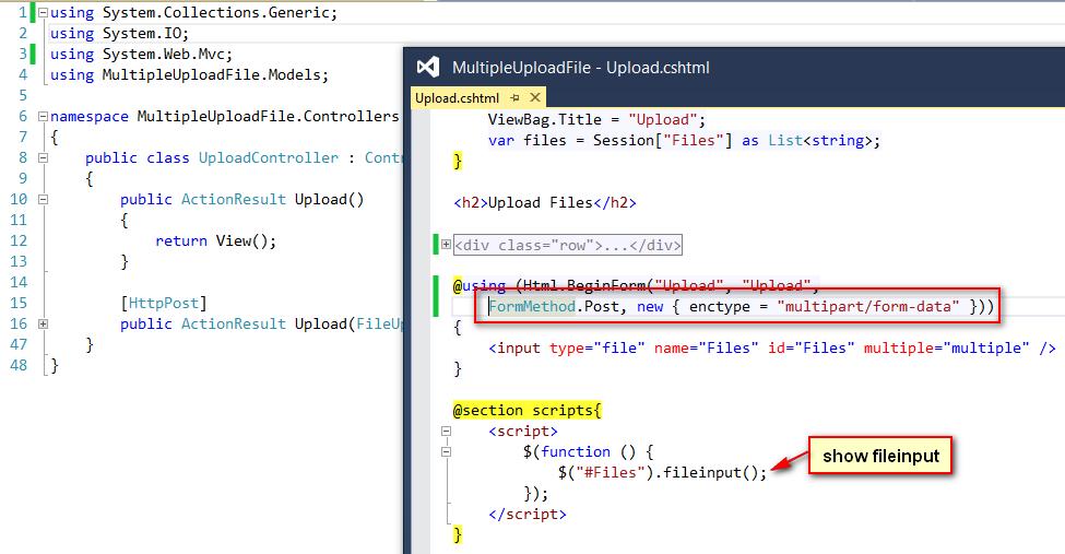 Multiple upload file sử dụng Bootstrap fileinput | Chia sẻ kiến thức