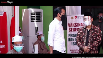 Presiden Meresmikan Rusun Ponpes Mu'allimin Muhammadiyah Yogyakarta
