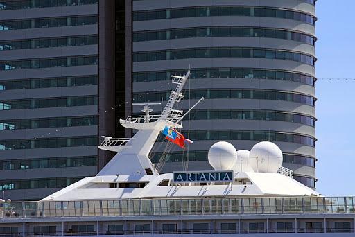 HAL - Rotterdam and Phoenix - Artania