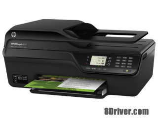 get driver HP Officejet 4622 e-Printer
