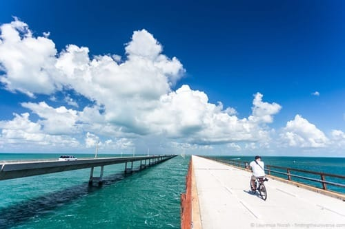 Cycling in the Florida Key