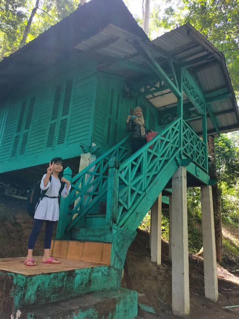 Pengalaman Bercuti  Ke Stong Resort Hill