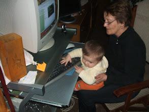 Photo: már tudjuk, hogy kell számítógépet bizgerálni