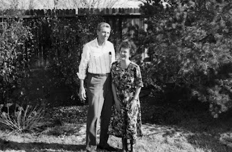 Photo: Newell Williams and Jeanne Franks Williams
