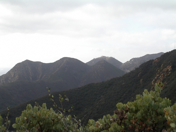 the local hills are used for broadcasting purposes