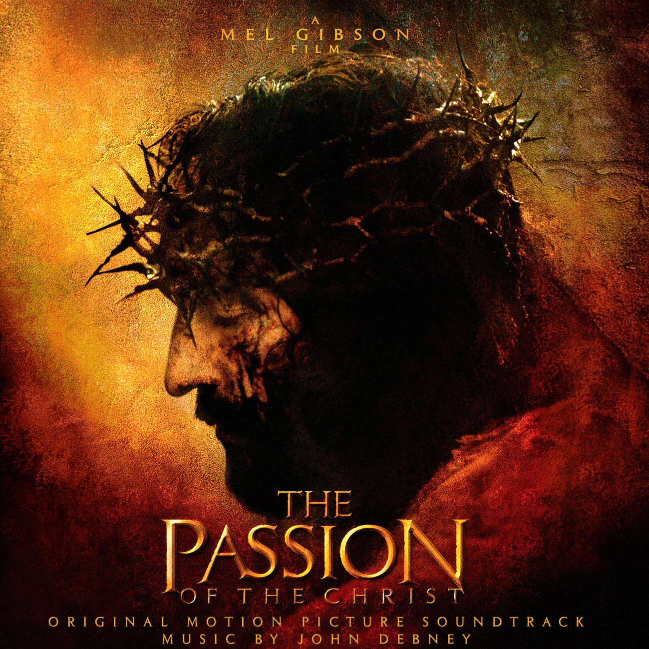 Album Artist: John Debney / Album Title: The Passion of the Christ (Original Motion Picture Soundtrack)