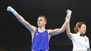 Boxe : Benbaziz brillamment qualifié pour les quarts de finale des JO