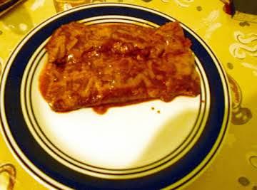 Steph's Easy Enchiladas