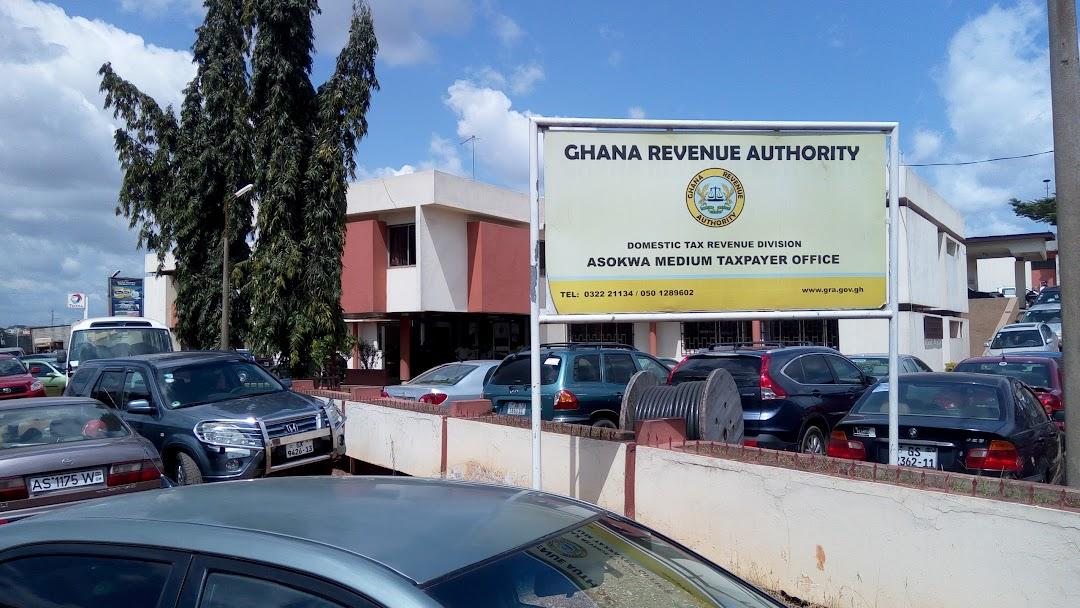 Ghana Revenue Authority (Asokwa MTO) - Government Office in Kumasi