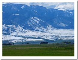 Along U.S. Hwy. 287 in Montana