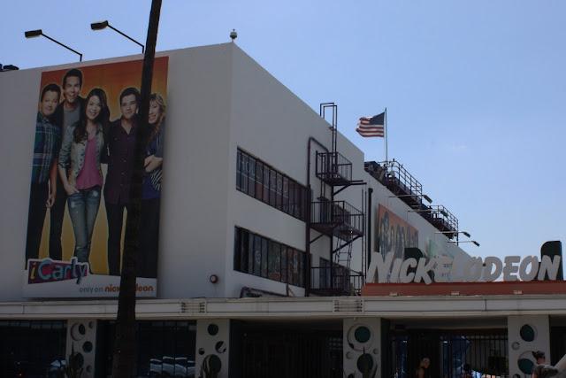 Les studios Nickelodeon