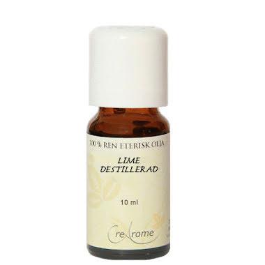 Lime destillerad eterisk olja ekologisk