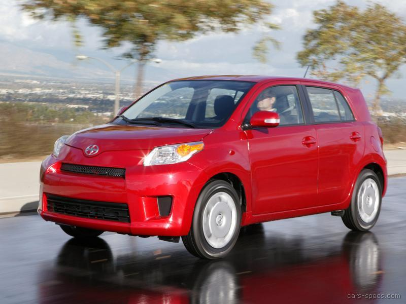 2009 scion xd hatchback specifications pictures prices. Black Bedroom Furniture Sets. Home Design Ideas
