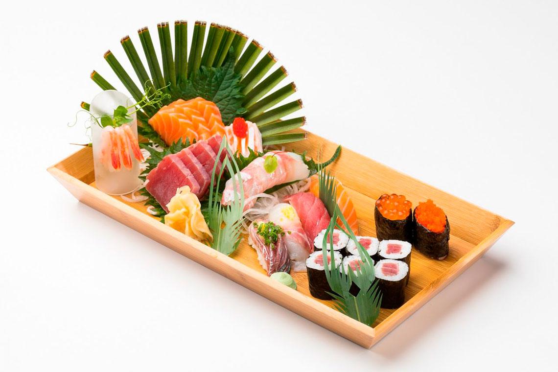 Um bom spot de sushi no Algarve