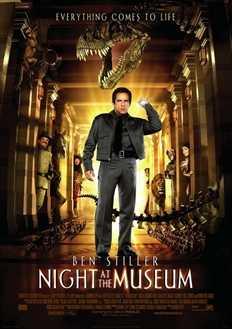 Night At The Museum - Đêm Kinh Hoàng