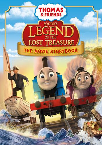Thomas & Friends: Sodor's Legend Of The Lost Treasure [Latino]