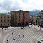 Panorámica de la plaza de Bolivar desde la Catedral