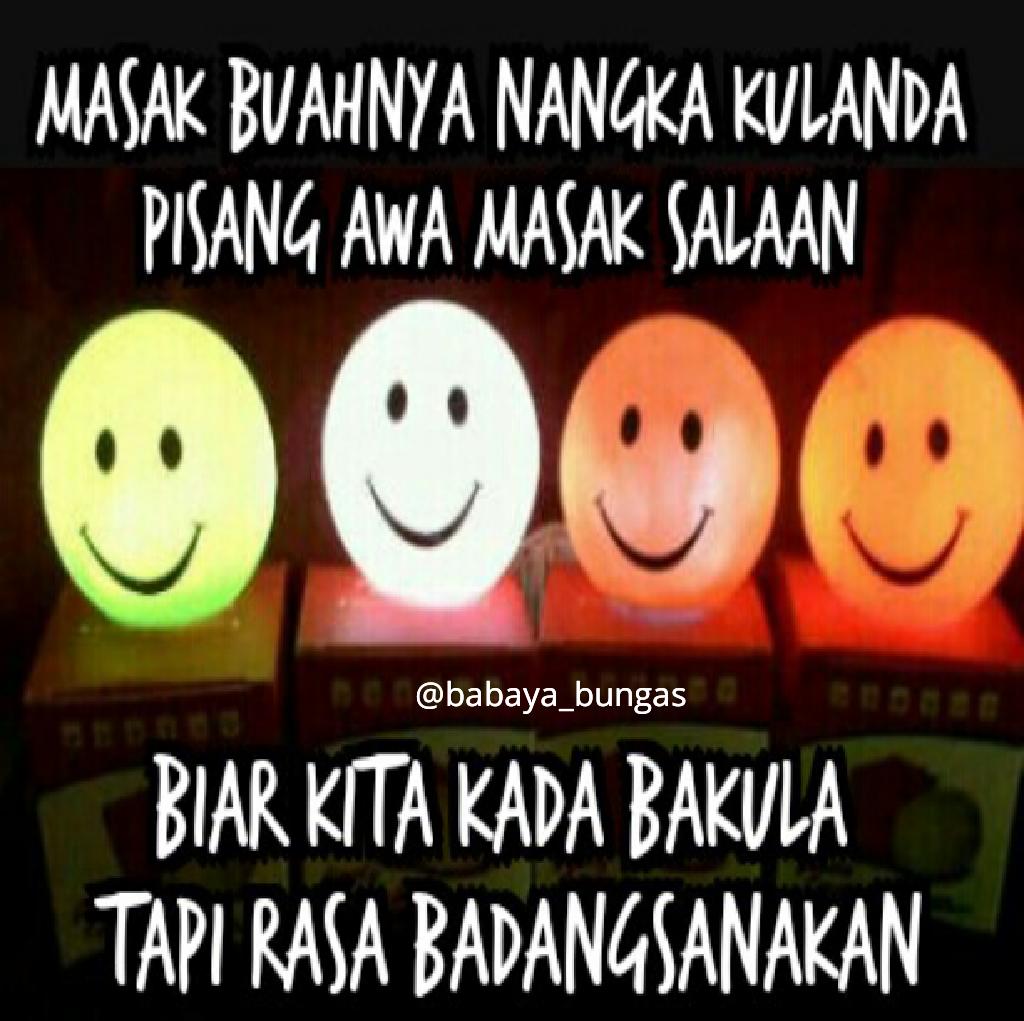 Lucu Bahasa Banjar Masin Ktawa Ayo Ketawa