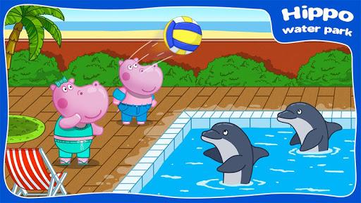 Code Triche Parc aquatique: Fun glissades d'eau APK MOD (Astuce) screenshots 1