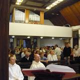 József testvér fogadalomtétele, 2011.09.24., Debrecen - P1010852.JPG