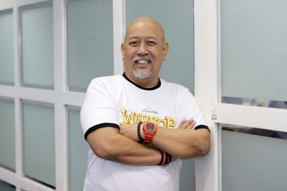 Indro Warkop Dicaci Netizen, Deddy Corbuzier Pasang Badan
