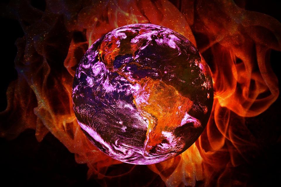 Dampak perubahan iklim terhadap kesehatan
