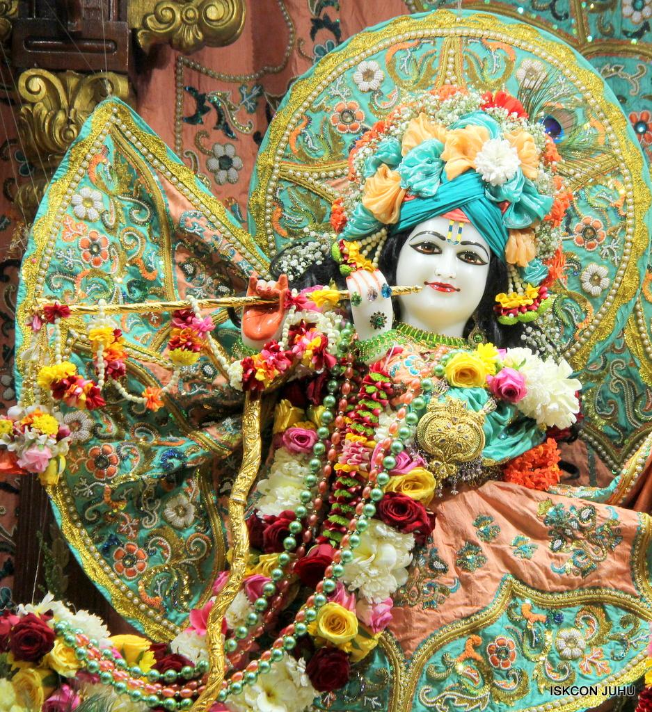 ISKCON Juhu Sringar Deity Darshan on 19th Jan 2017 (6)
