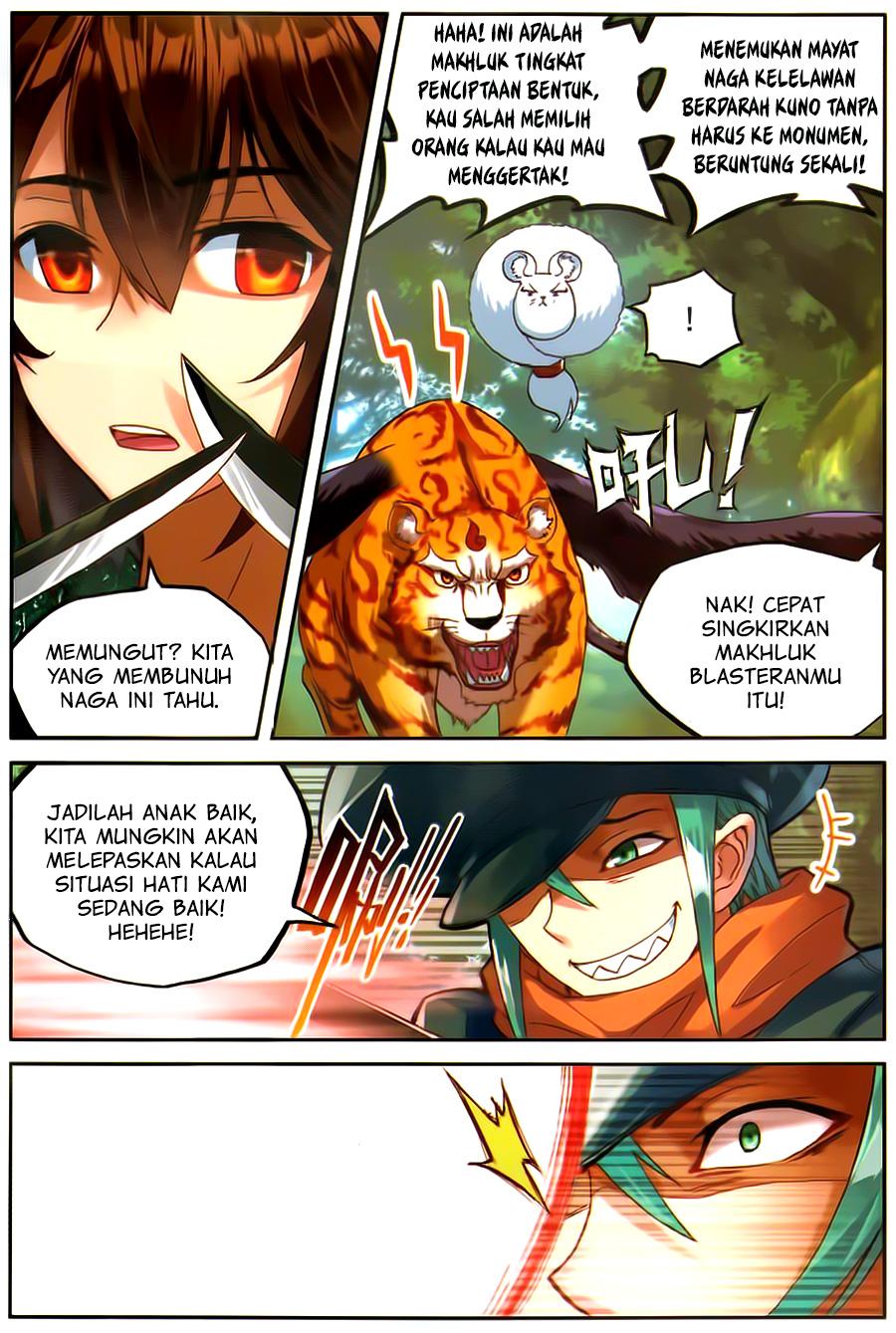 Wu Dong Qian Kun Chapter 57