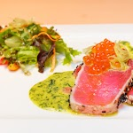 Deluxe Menu - Sesame Encrusted Seared Tuna - 003 - (IMG_3908).JPG