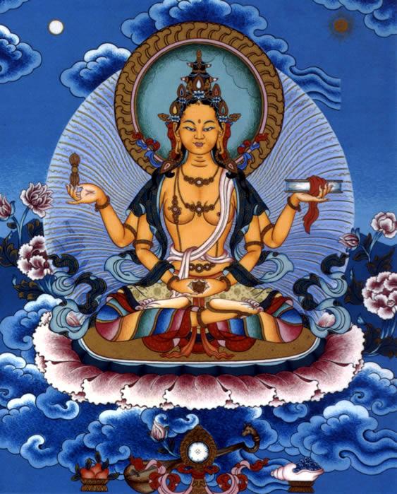 Prajnaparamita, Gods And Goddesses 2